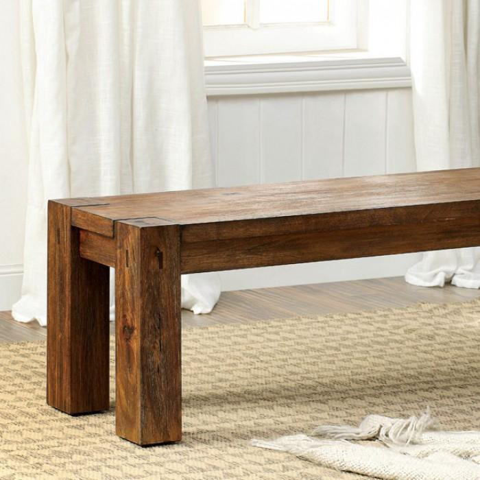 Madison Rustic Bench