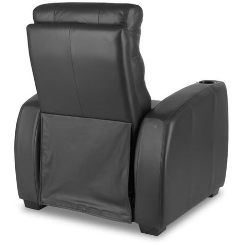 Premium series majestic Lounger Style Luxurious recliner manual Leather home Theater Seating
