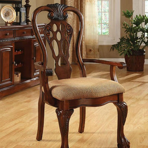 Meredith Traditional arm chair