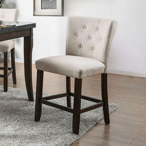 Pierson Pub Chair (Set of 2) in Ivory