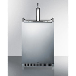 Single Tap Frost Free Home Kegerator