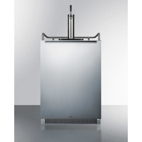 Image of Single Tap Frost Free Home Kegerator