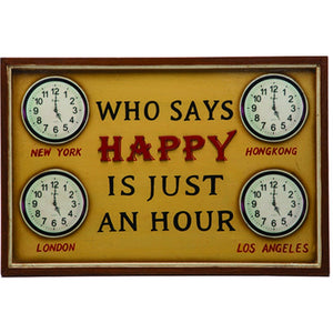Who Says Happy Hour Is Just An Hour