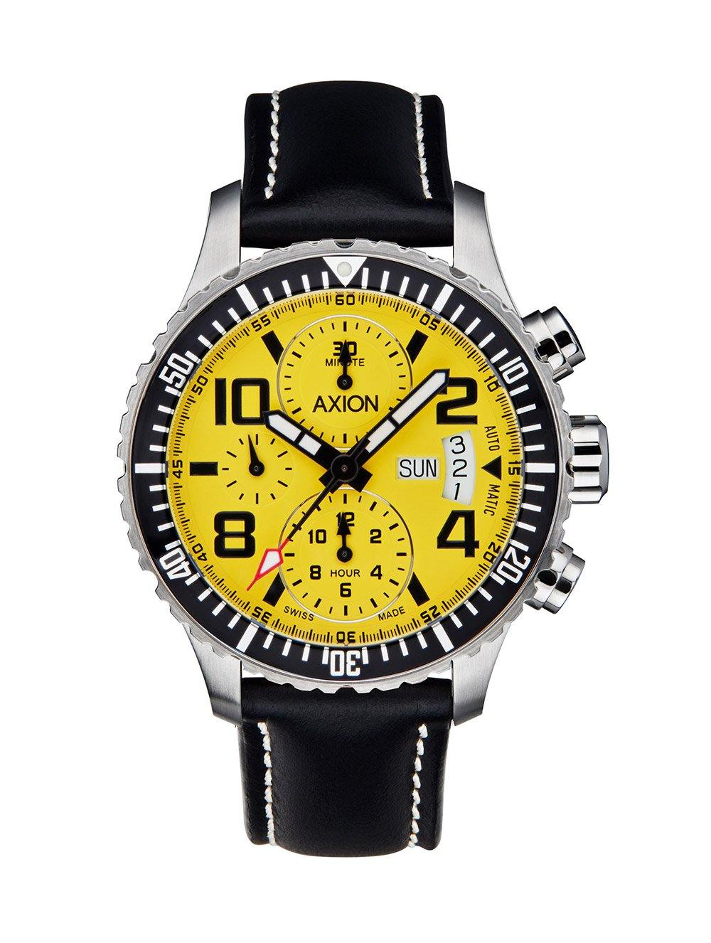 CHRONO COMMANDER YELLOW