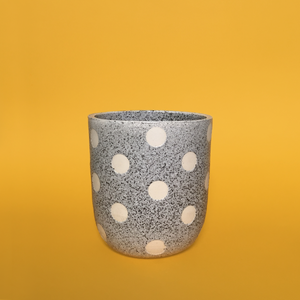 Polka Dot Small Vase