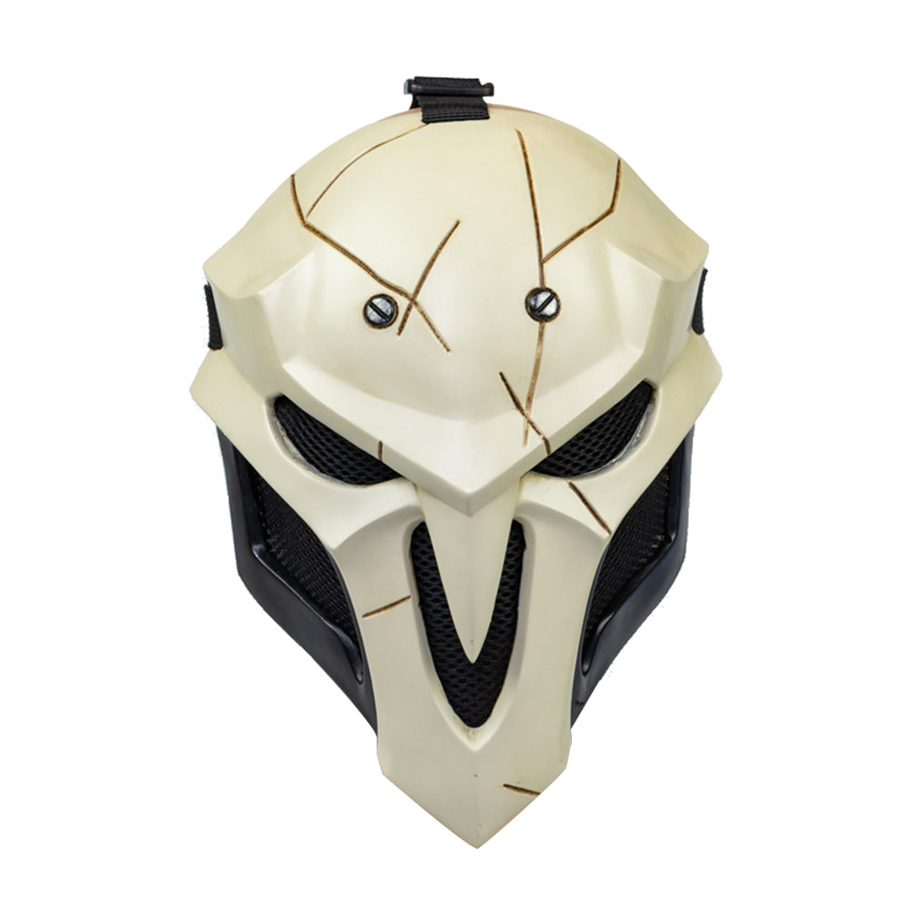 OW Overwatch Reaper PVC Mask NEVERMORE Helmet Plague Doctor Mask Cosplay Props