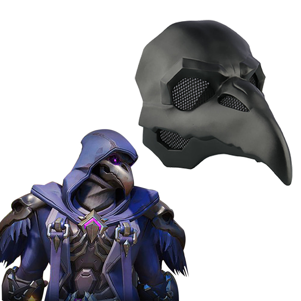 Overwatch Reaper Skin Nevermore Mask Plague Doctor Ravens Helmet - 1:1 Props,Cosplay Helmet Game Anime Accessory