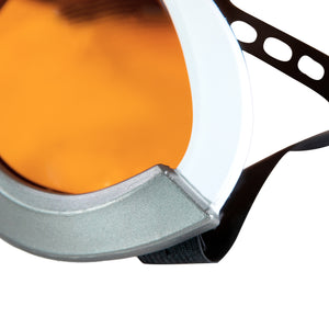 Overwatch Tracer Cosplay Orange Lens Eye Mask Resin Goggles Costume Accessories Props