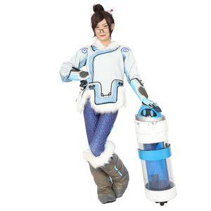 Overwatch Mei Full Set Costume