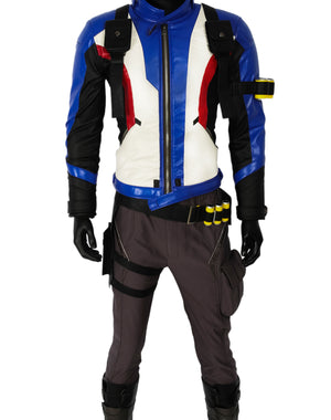 Overwatch Soldier 76 Cosplay Full Set Costume