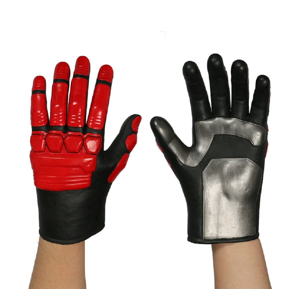 Overwatch Soldier 76 Cosplay Gloves Props