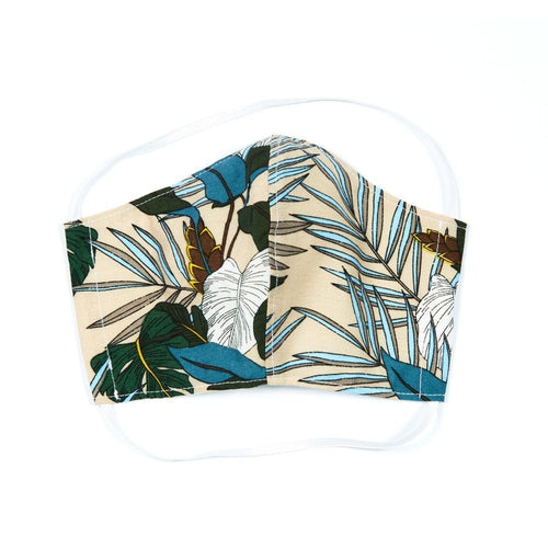 Masque Beige tropical - Annie50