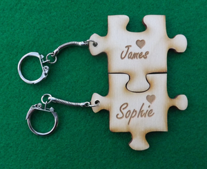 Personalised Keyrings - click to view other options.