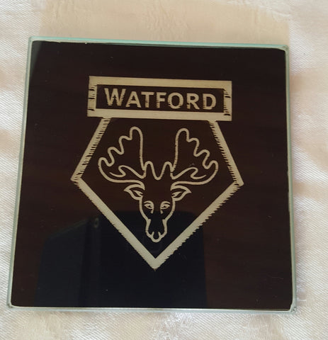 Personalised Glass Coaster - Square