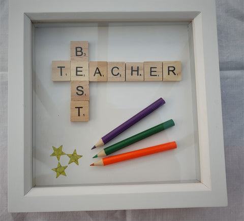 Frames for Teachers