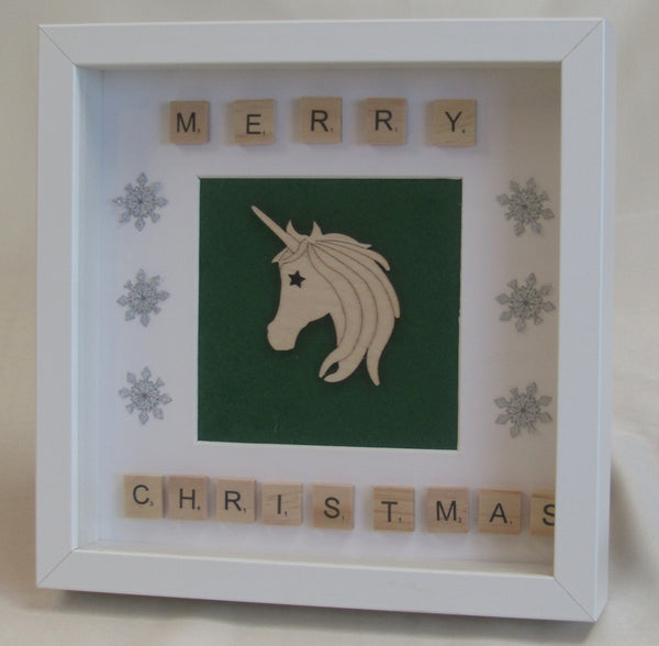 Christmas Message Frames