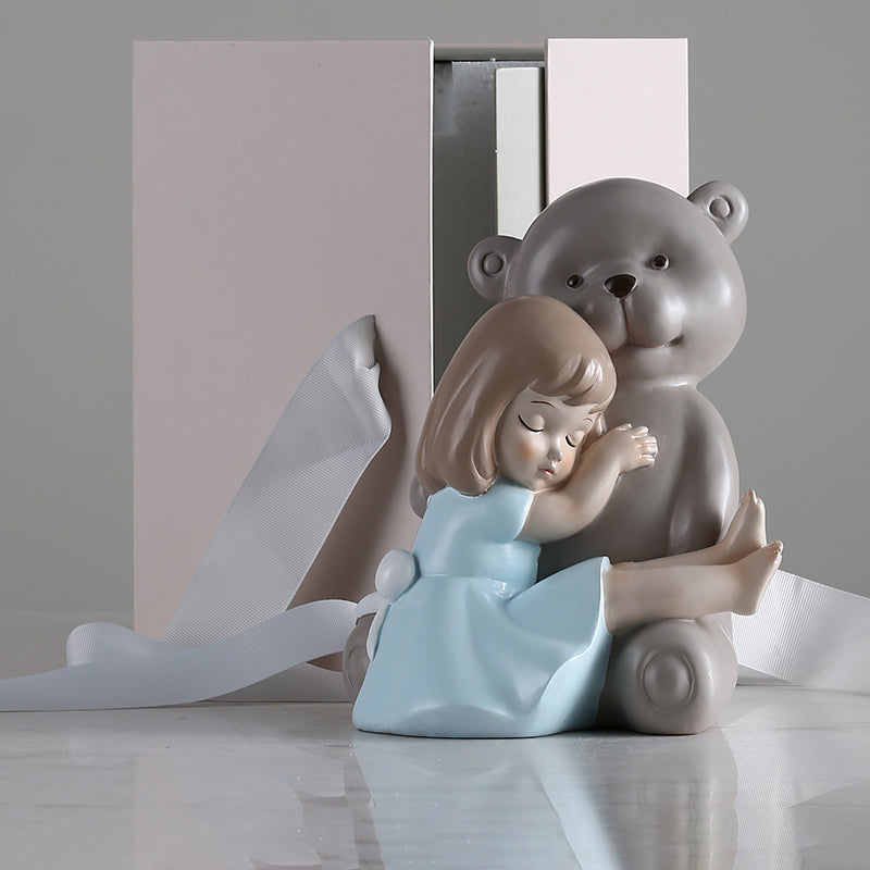Small Girl's Dream Sculptures - fourlinedesign