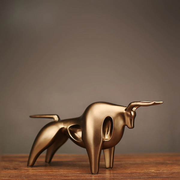 Golden Calf Home Decor - fourlinedesign