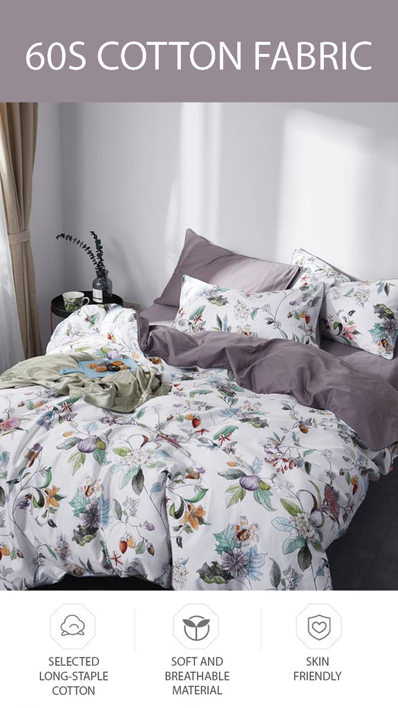 Bella Bedding Set King Size - fourlinedesign