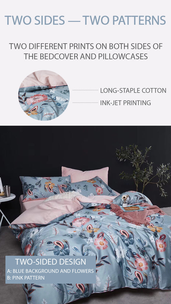 Quincy Bedding Set - fourline design