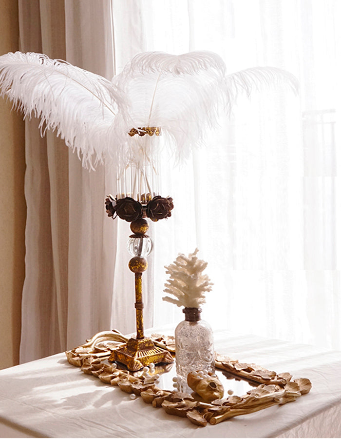 Decorative Feathers Home Accents - fourline design