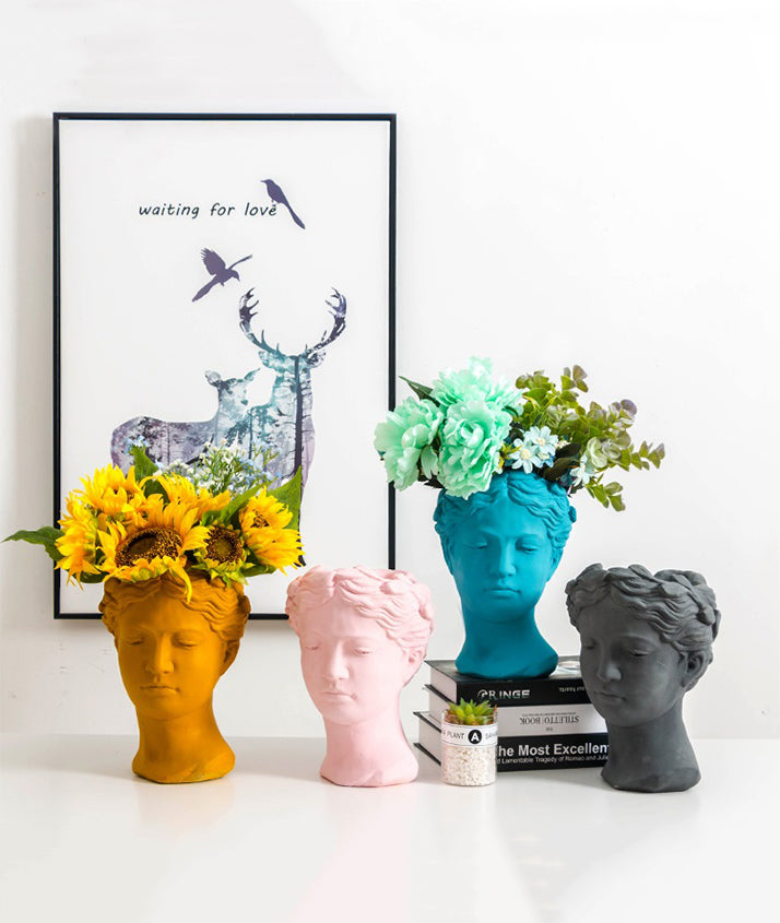 Muse Flower Pot