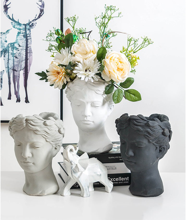Modern Muse Flower Pot - Fourline Design