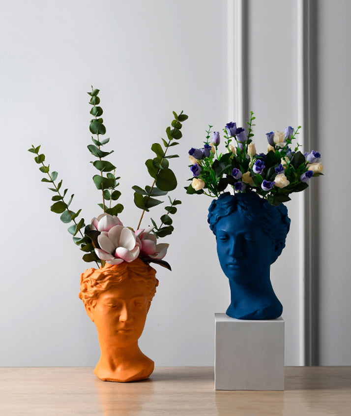 Muse Flower Pot - Fourline.Design