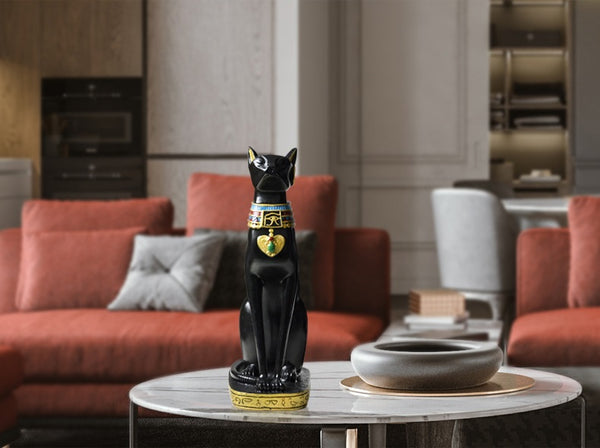Egyptian Cats Centerpieces - fourlinedesign