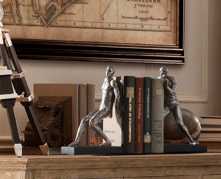 Creative Book Holders Home Accents - fourline design