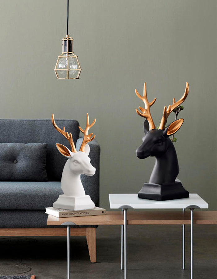Deers Book Holder Home Accents - fourlinedesign