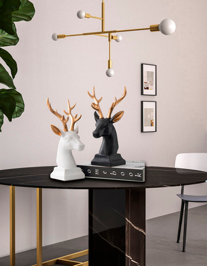 Deers Book Holder Home Accents - fourline design