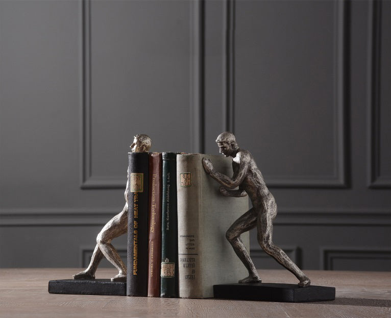 Creative Book Holders Ornaments - fourline design