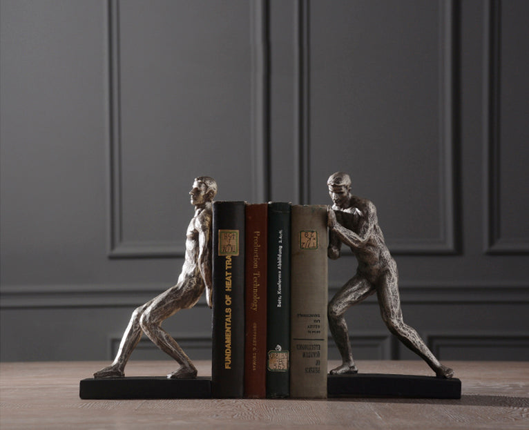Creative Book Holders Centerpieces - fourline design