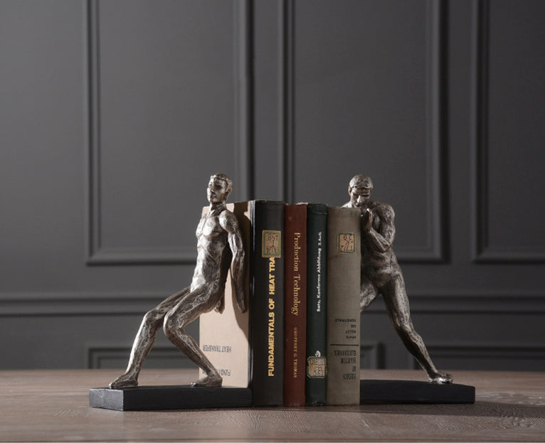 Creative Book Holders Home Decor - fourline design