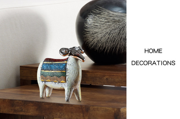 Creative Resin Animals Home Accents - fourline design
