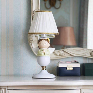 Praying Angel Table Lamp
