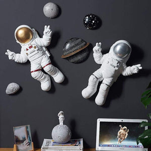 Space Time Kids Room Wall Decoration