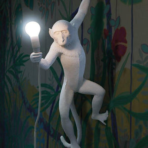 Jungle Monkey Lamp