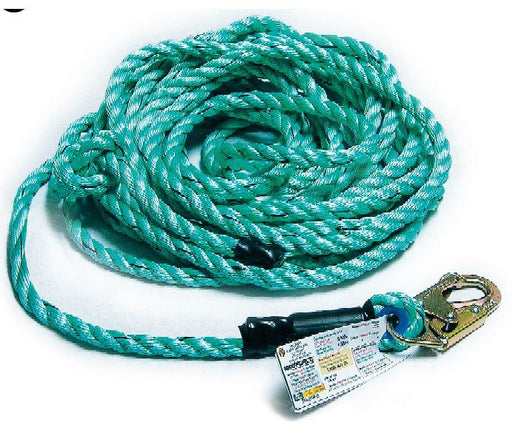 50ft. Maxima Lifeline w/ Snap-hook - # 4083