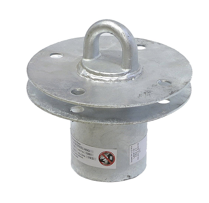"Super Anchor Safety CRA 4-Way HDG w/1090 1-3/8"" Loop Top"