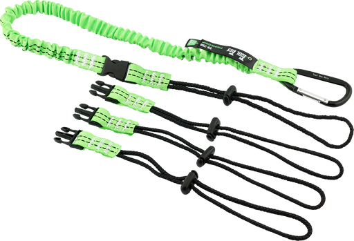 "Primegrip Tool Tie 2 lb Tool Lanyard with 4 Tool Links - 70"" - 23-736"