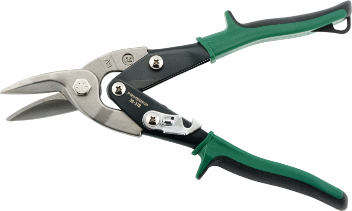 Primegrip Right Cut Aviation Snips - 36-319