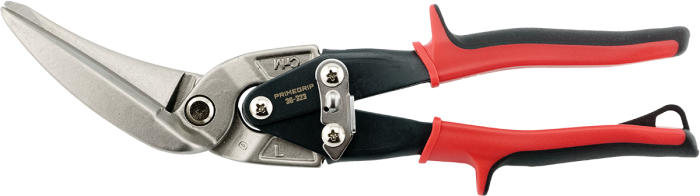 Primegrip Offset Long Cut Left Aviation Snips - 36-323