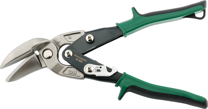 Primegrip Offset Right Aviation Snips - 36-329