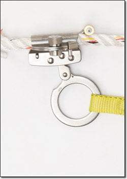 Clam-Shell Rope Grab # 4015C
