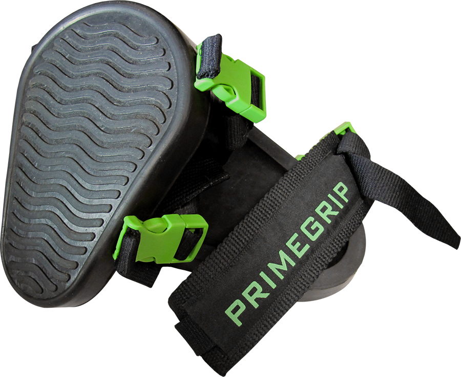 Primegrip Foam Rubber Knee Pads W Quick Connects