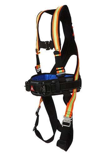 Deluxe 3D Harness With Bags #6251