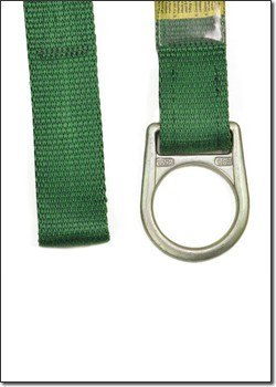 "36"" Tie-Off Strap w/D-Ring & Loop End # 6015"