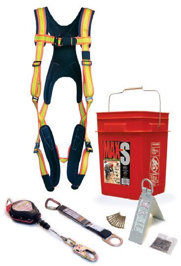MAX-S 20ft. SRL Fall Protection Kit # 3204-US